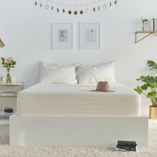 Brentwood Memory Foam Mattress with Bamboo Cover