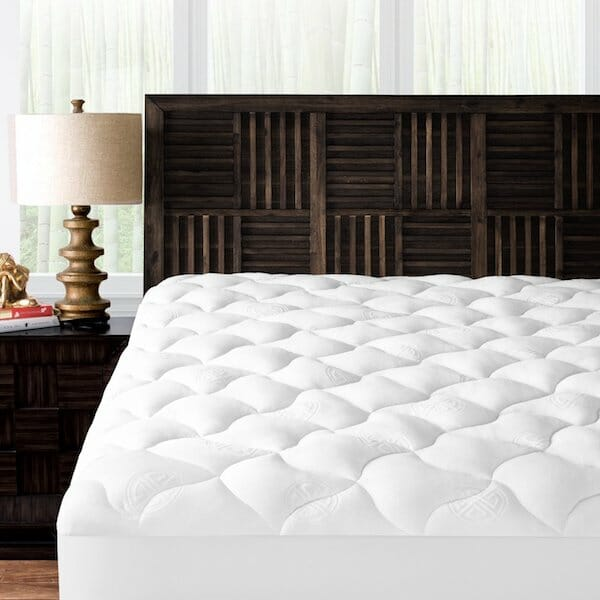 Mandarin Home Collection Bamboo mattress pad